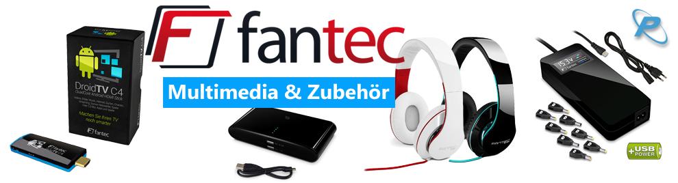 Fantec Banner